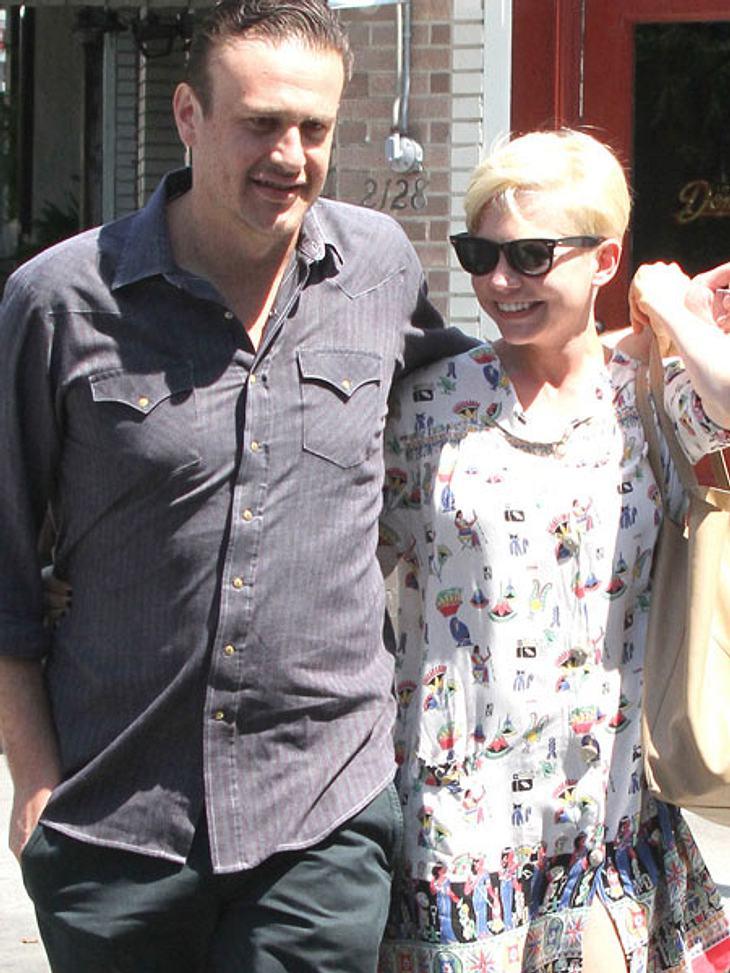 Jason Segel und Michelle Williams planen alles für eine richtige Familie