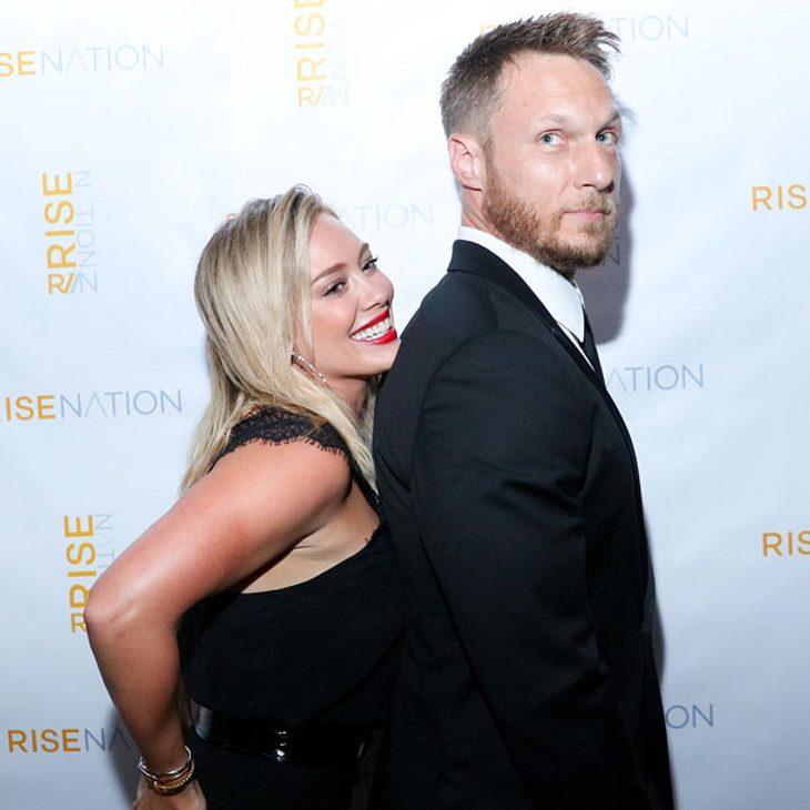Jason Walsh und Hilary Duff sind ein Paar