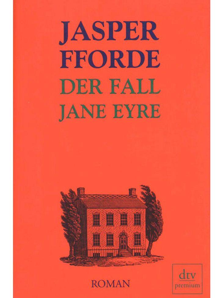 """""""Der Fall Jane Eyre"""" von Jasper FfordeKorinna von der WUNDERWEIB.de-Redaktion:Das Buch """"Der Fall Jane Eyre"""" von Jasper Fforde ist unheimlich interessant erzählt, witzig und spannend. Es ist der erste Teil einer ganzen Re"""