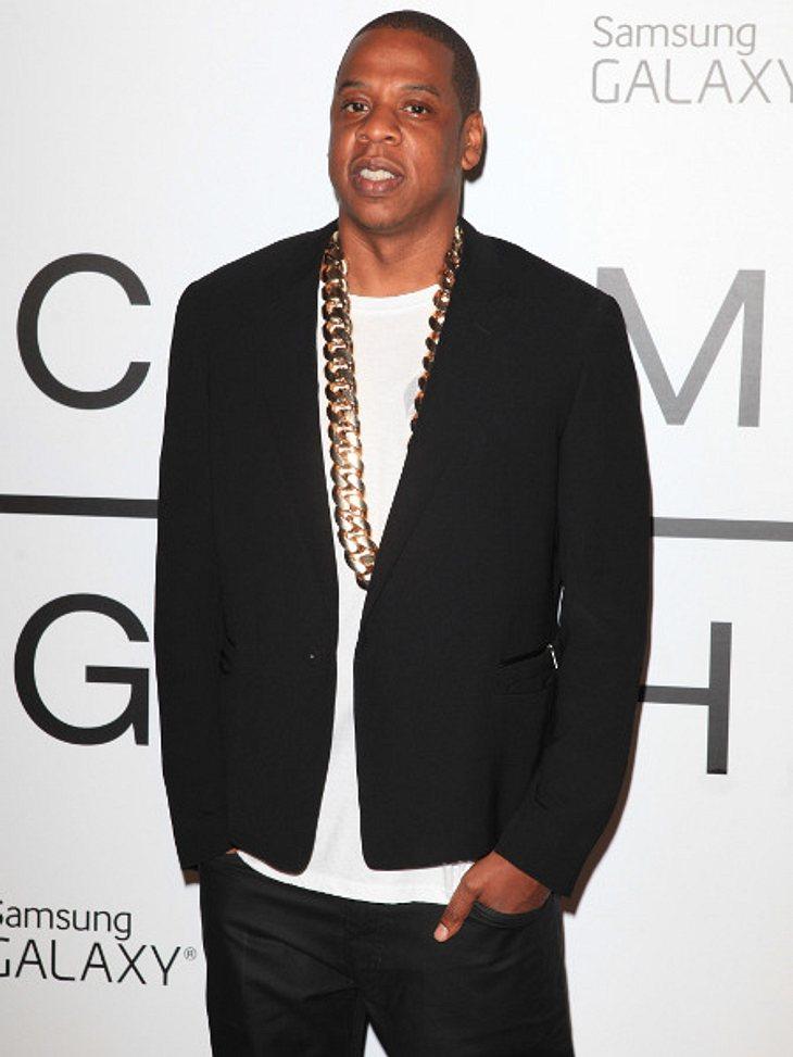 Jay-Z ist sehr großzügig.