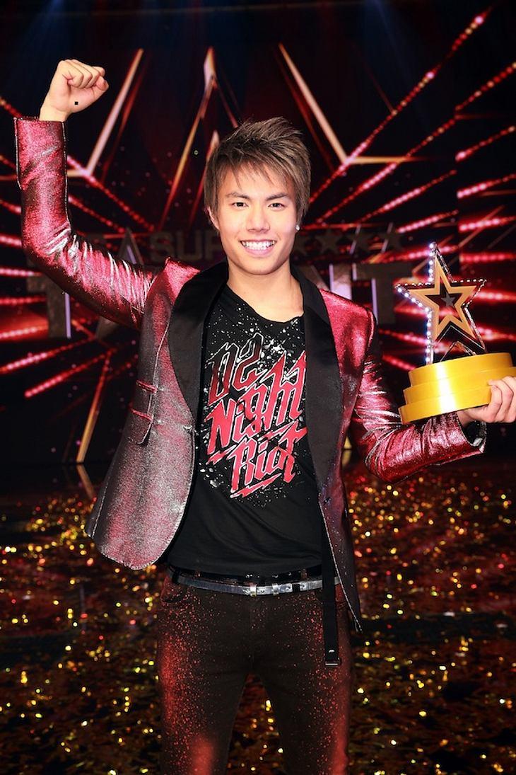 Jay Oh ist das Supertalent 2015