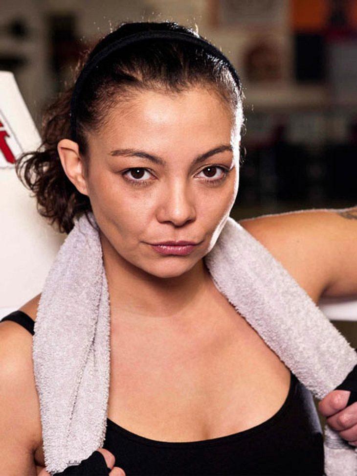 Jazzy möchte Georgina im Ring besiegen