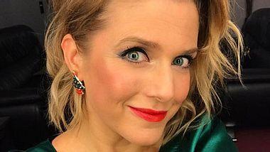 Jeanette Biedermann: Süße Foto-Überraschung - Foto: Facebook
