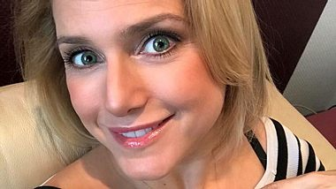 Jeanette Biedermann: Süße Überraschung! Ist sie schwanger? - Foto: Facebook/ Jeanette Biedermann