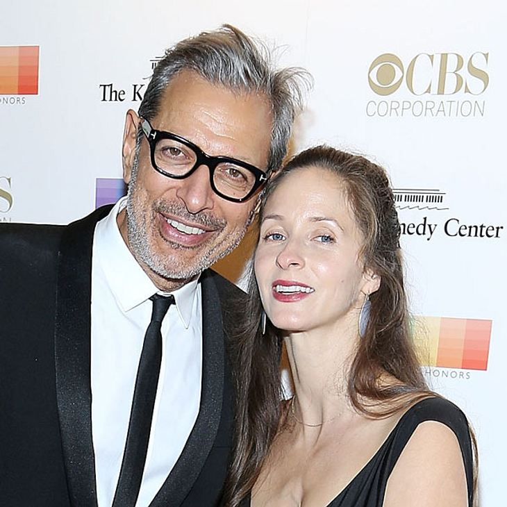 Jeff Goldblum Emilie Livingston schwanger