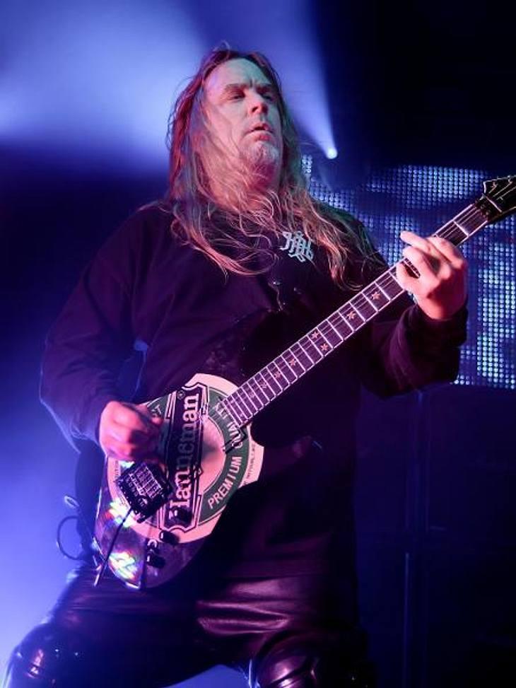 Jeff Hanneman ist tot