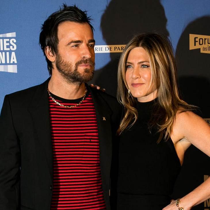 Jennifer Aniston & Justin Theroux: Ehe-Fake!