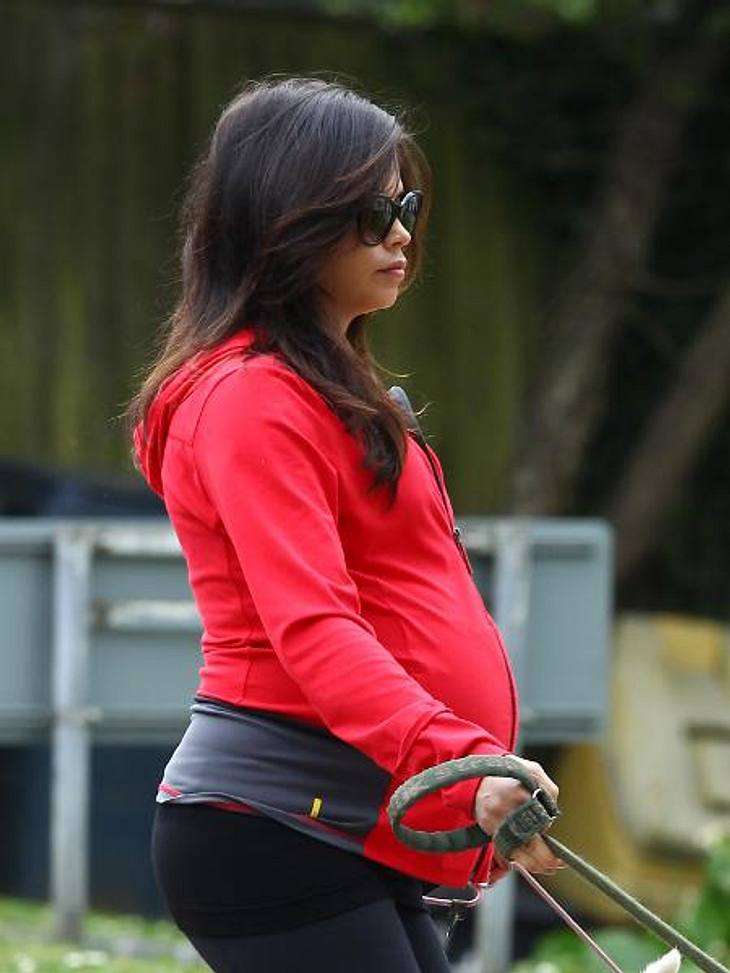 Jenna Dewan-Tatum zeigt ihren Baby-Bauch