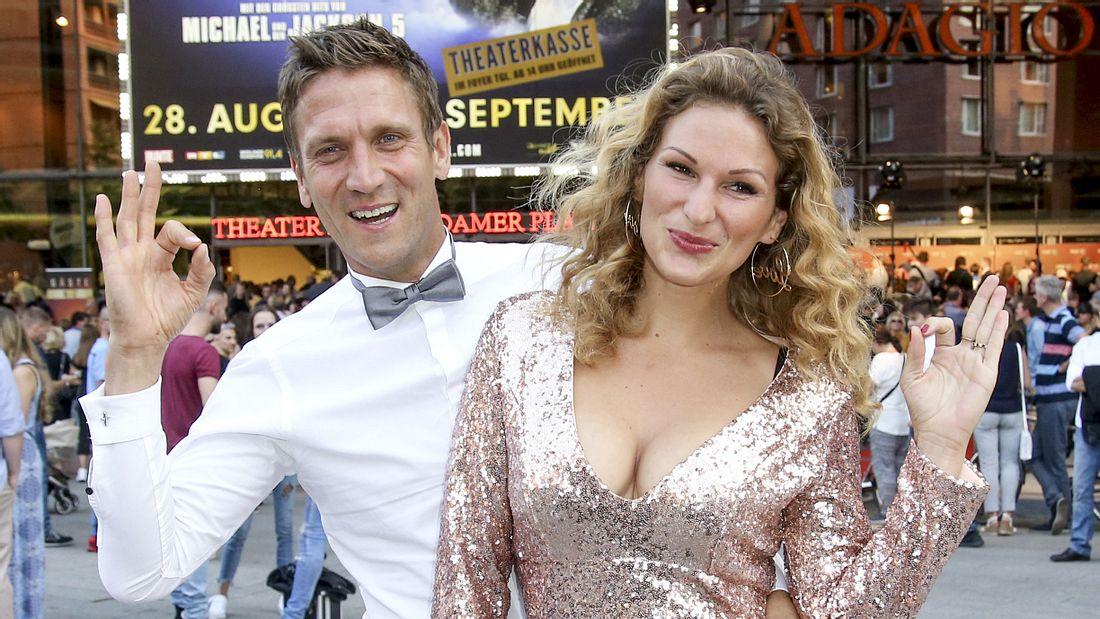 Jenni und Peer Kusmagk