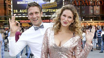 Jenni und Peer Kusmagk - Foto: Getty Images