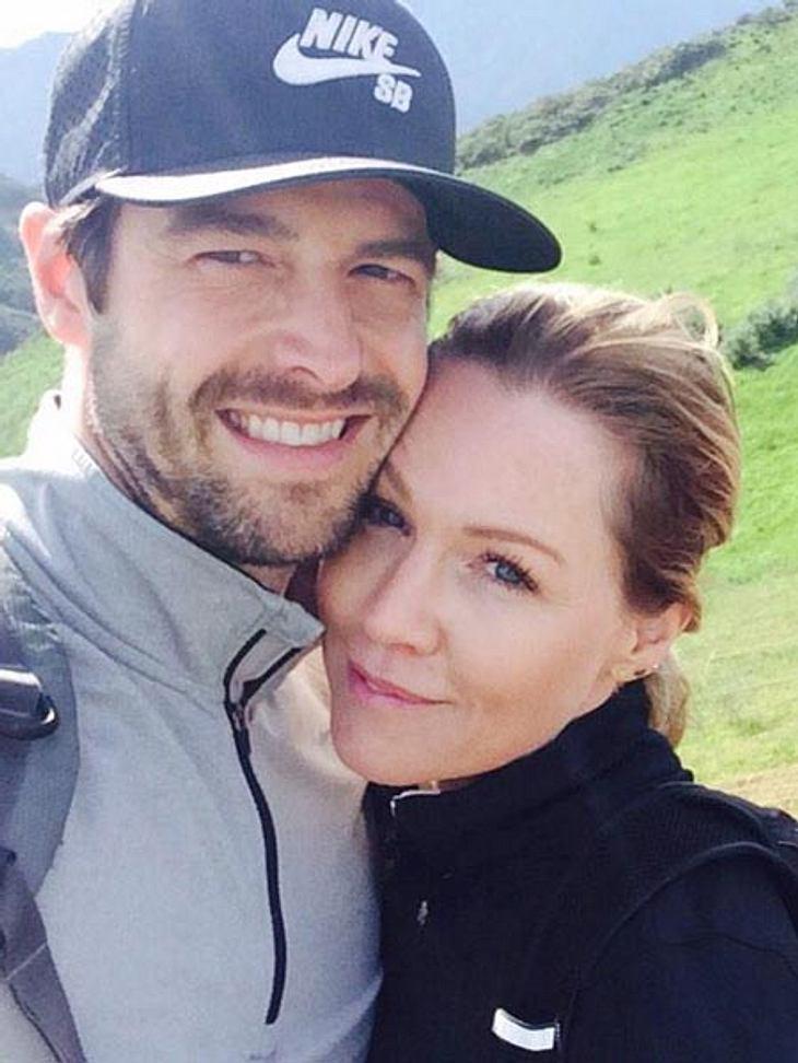 Jennie Garth und David Abrams haben sich verlobt