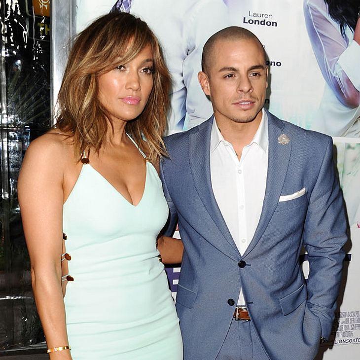 Jenniefr Lopez und Casper Smart streiten um Nachwuchs