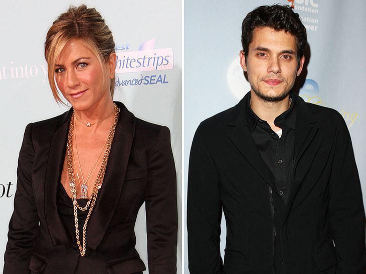 Pärchen-Comeback bei Jennifer Aniston und Ex John Mayer?