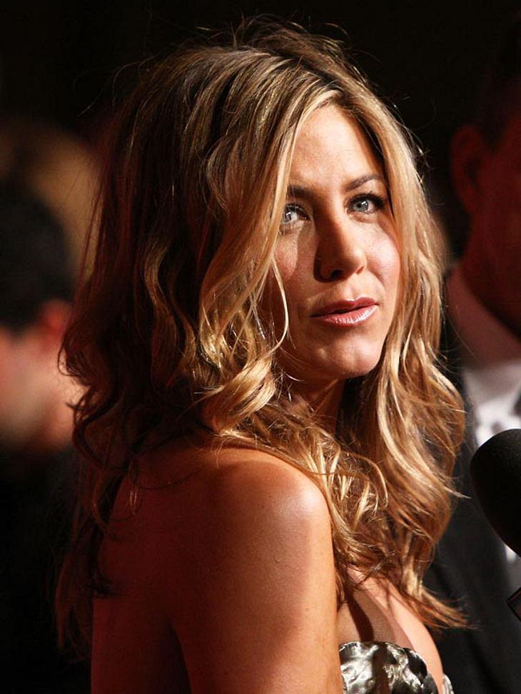 Jennifer Aniston eilte gleich ins Krankenhaus: Ihre Mutter hatte einen Schlaganfall