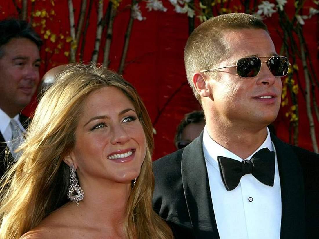Jennifer Aniston und Brad Pitt haben laut einer Umfrage die heißesten Körper