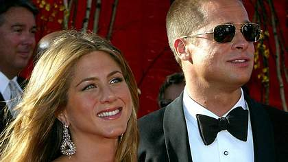 Jennifer Aniston und Brad Pitt haben laut einer Umfrage die heißesten Körper - Foto: GettyImages