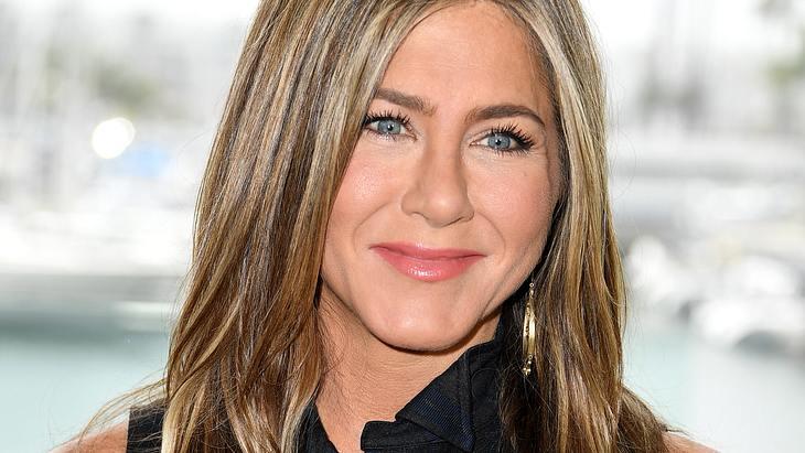 Jennifer Aniston Das Geheimnis Hinter Ihrer Frisur Intouch