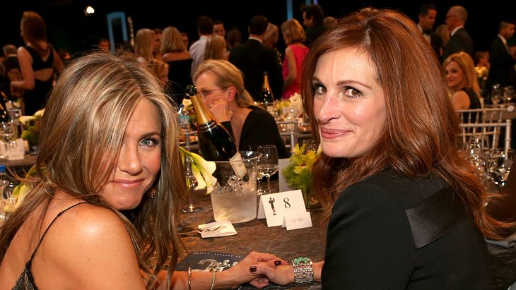 Jennifer Aniston Julia Roberts