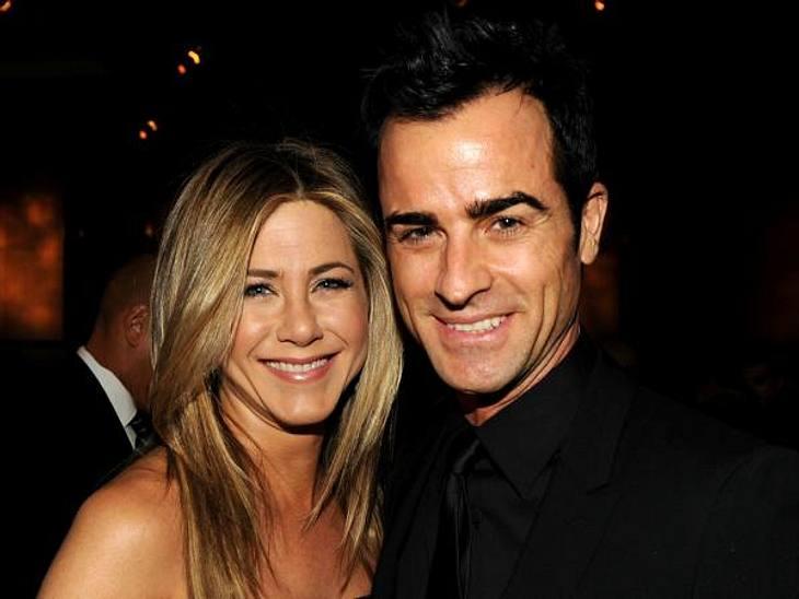 Schmerzhafter Vorfall bei Jennifer Aniston und Justin Theroux
