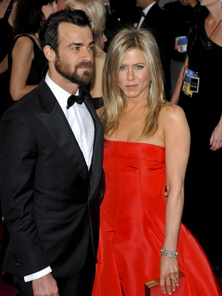 Jennifer Aniston und Justin Theroux: Niemals vorm Traualtar?