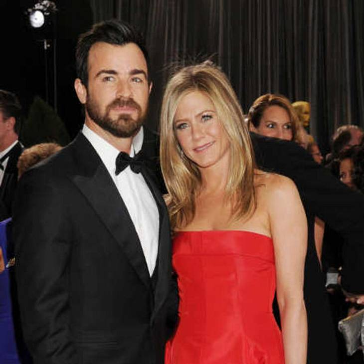 Jennifer Aniston und Justin Theroux sollen im Juni heiraten.