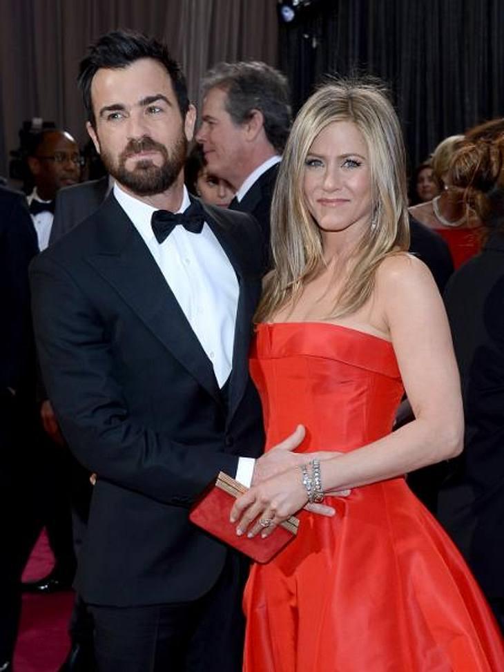 Jennifer Aniston und Justin Theroux wollen ein Baby adoptieren