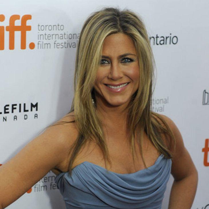 Jennifer Aniston plaudert über ihr Idealgewicht
