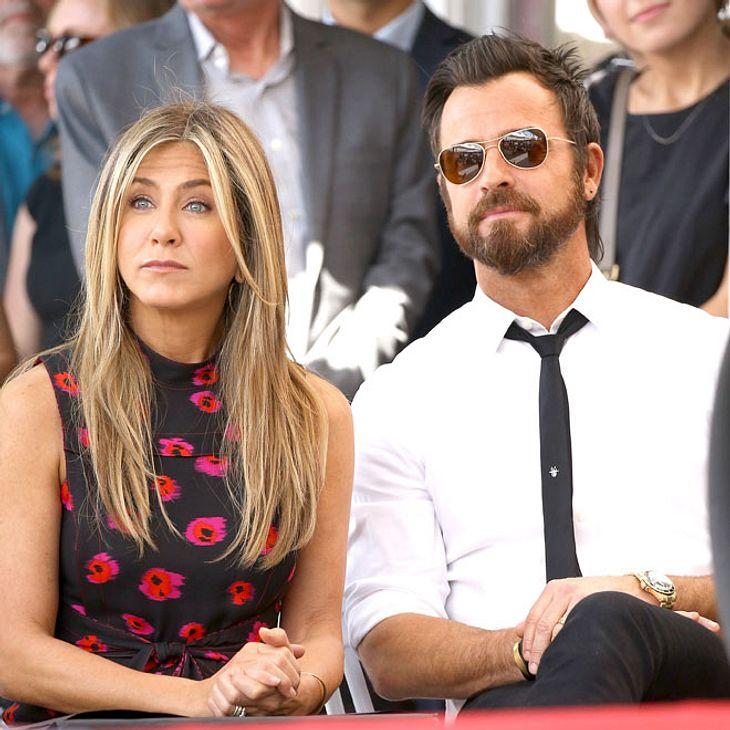Jennifer Aniston: Trennung von Justin Theroux