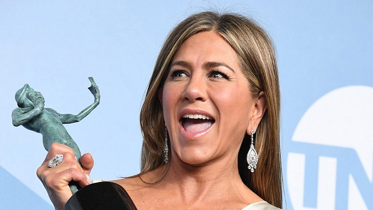 Jennifer Aniston: Adoptions-Hammer! | InTouch