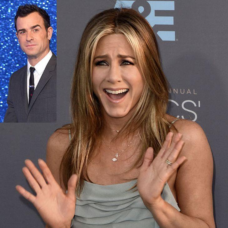 Jennifer Aniston: Das geht ihr an Justin Theroux auf die Nerven!