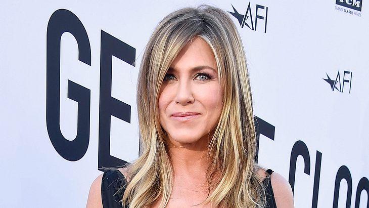 Jennifer Aniston: Ist er ihre neue Liebe?