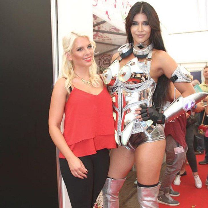 Micaela Schäfer hat ein Jobangebot für Jenny Frankhauser