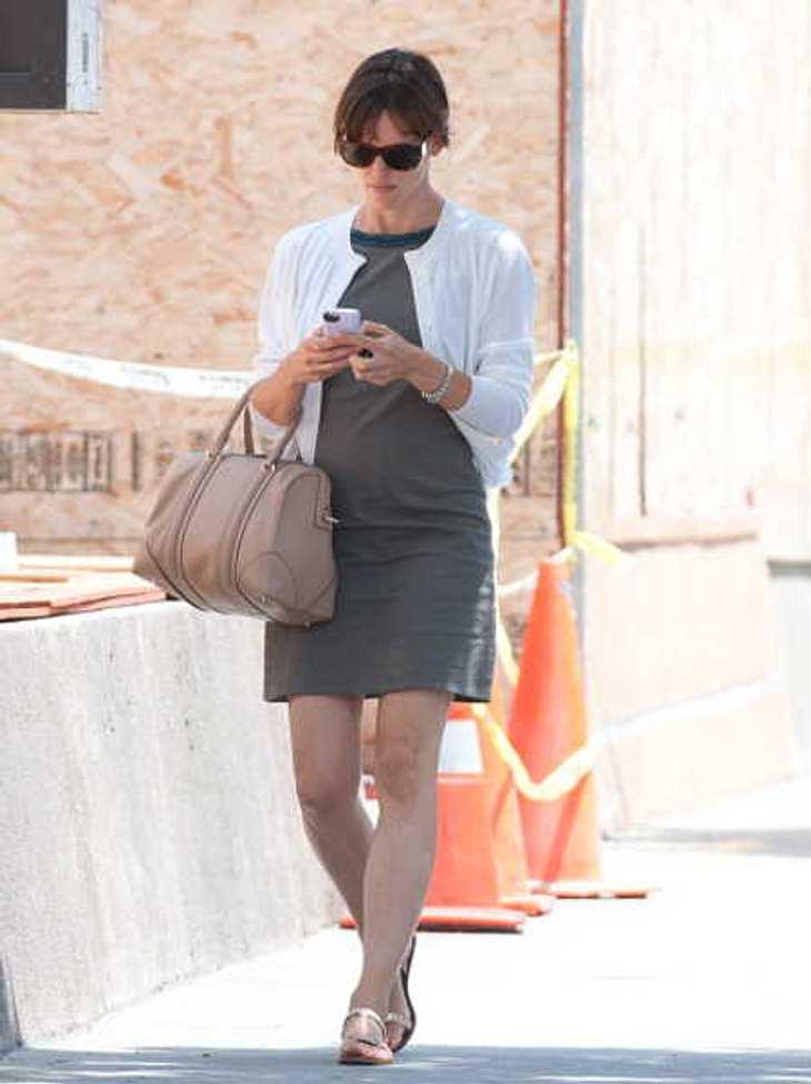 Ist Jennifer Garner wieder schwanger?