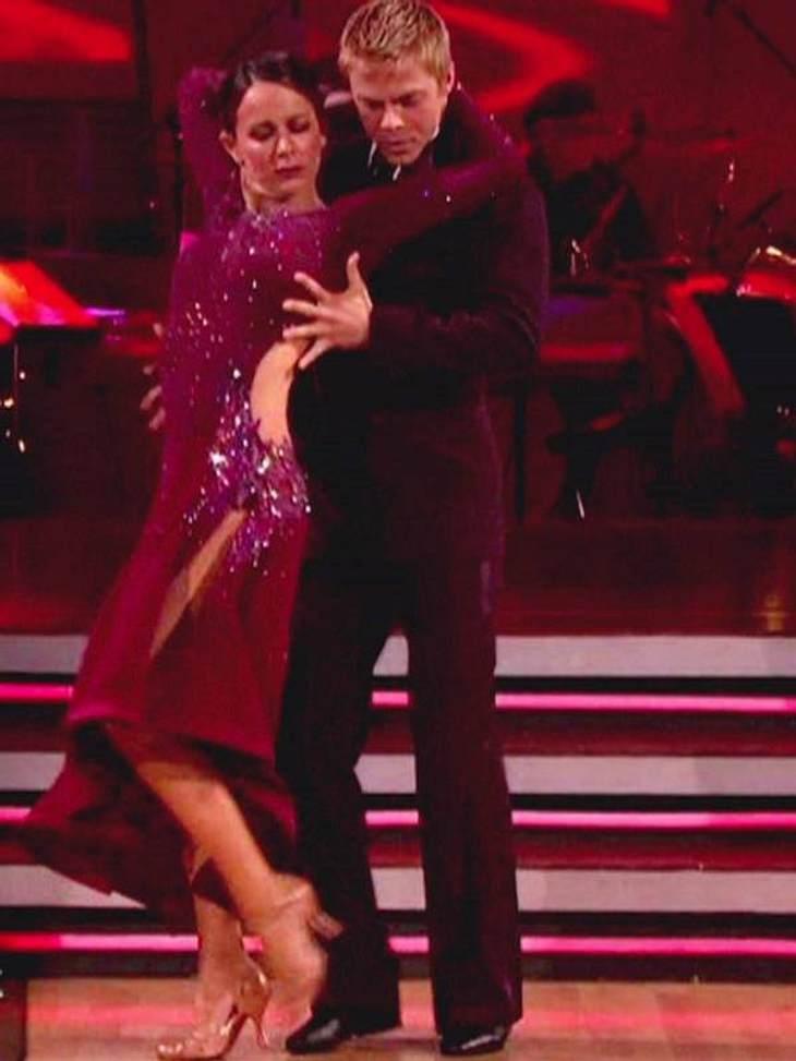 """Dancing with the Stars: Dieses Promis rocken Gewinnerin der elften Staffel war Schauspielerin  Jennifer Grey, die aber auch schon Training aus ihrem Durchbruch-Film """"Dirty Dancing"""" hatte."""