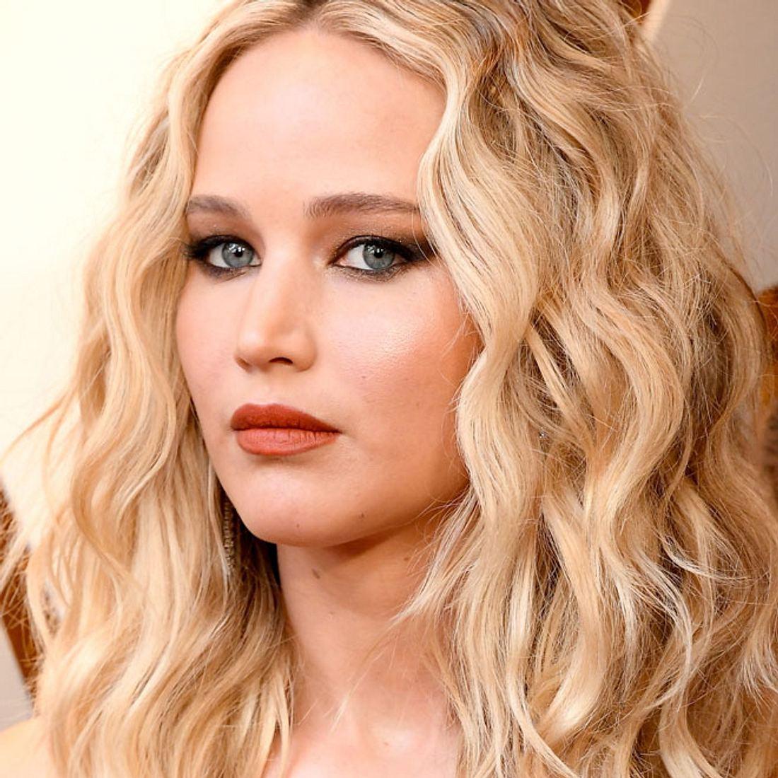 Jennifer Lawrence: Diese Baby-News bricht ihr das Herz!