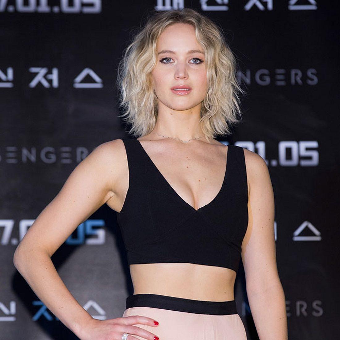 Jennifer Lawrence nimmt ihren Suff-Auftritt gelassen