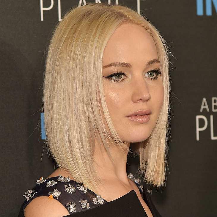 Jennifer Lawrence: Von ihren Eltern in Entzugsklinik verbannt!