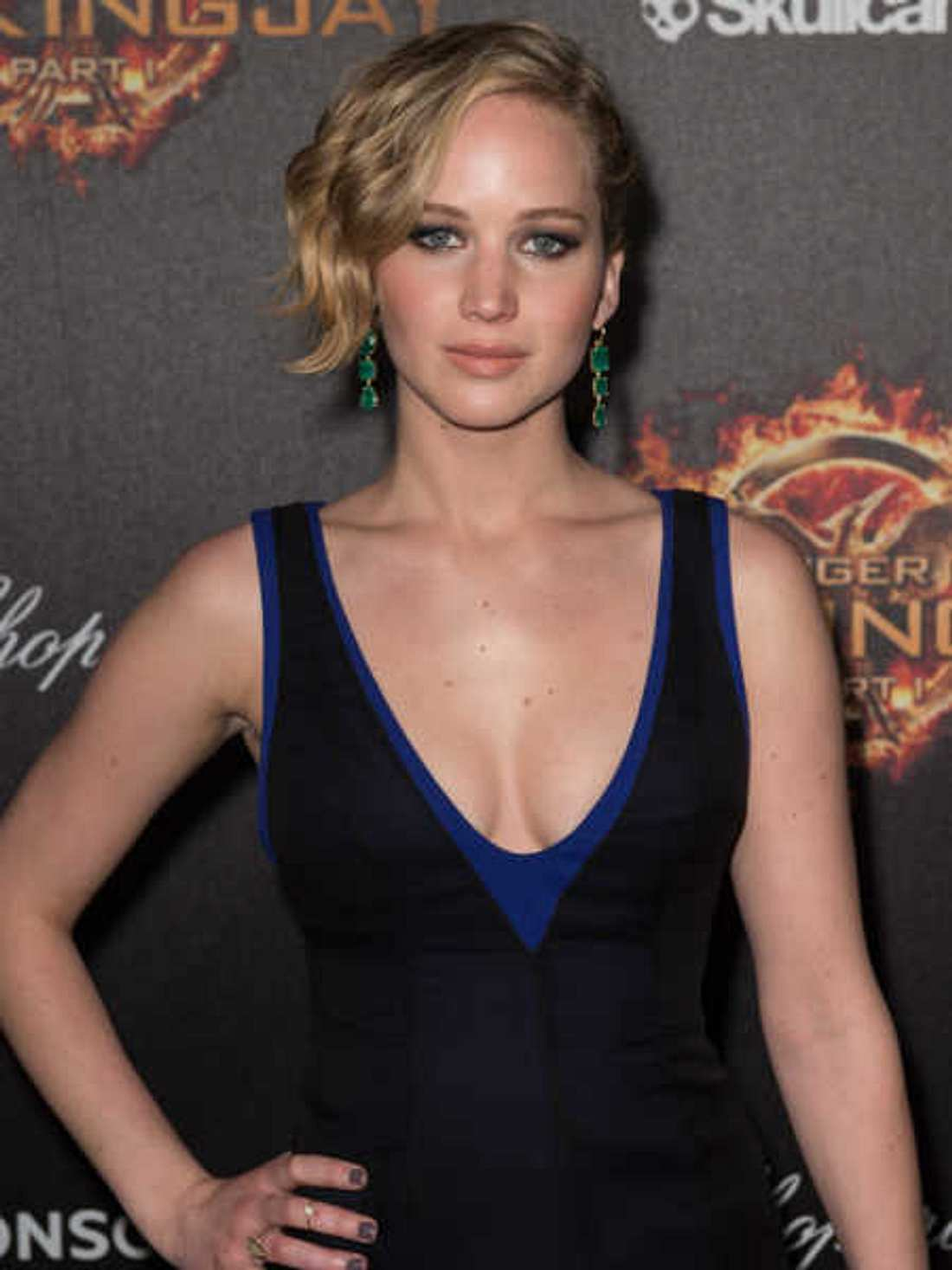 Jennifer Lawrence: Hacker stellt Nackt-Fotos ins Internet