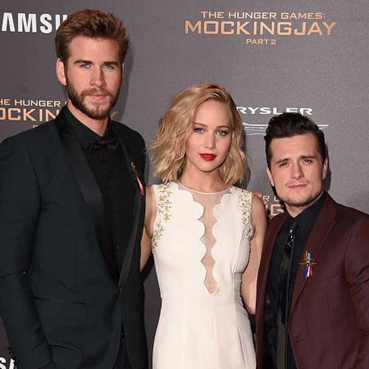 Jennifer Lawrence Freunde Hunger Games