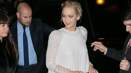 Jennifer Lawrence: Blitz-Hochzeit! - Foto: Getty Images