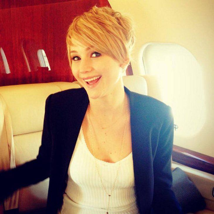 Jennifer Lawrence: Keine Lust auf Magerwahn