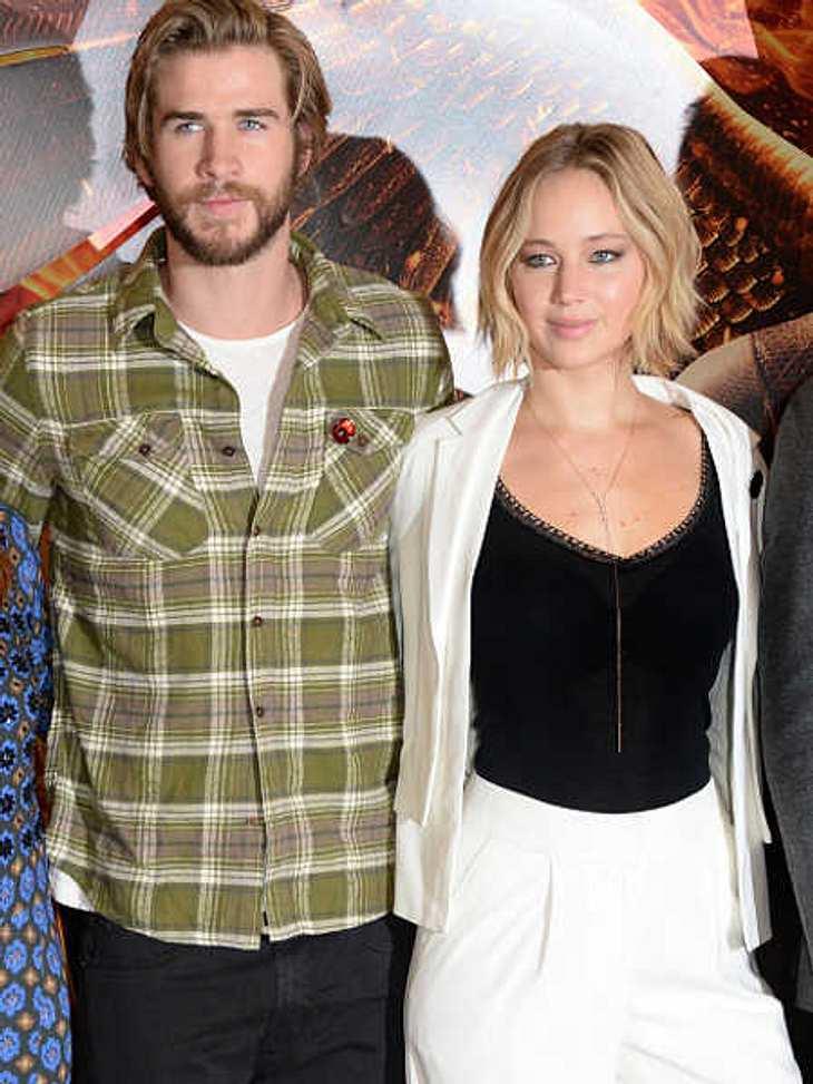 Jennifer Lawrence & Liam Hemsworth: Liebe im Anmarsch?