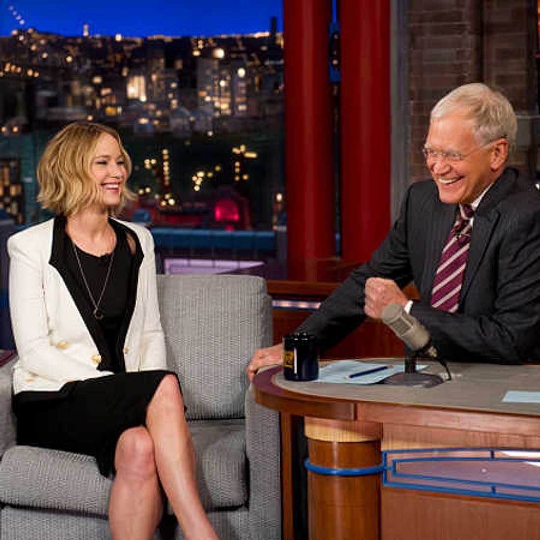 "Jennifer Lawrence: So lustig klingt der ""Tribute von Panem""-Star beim Singen!"