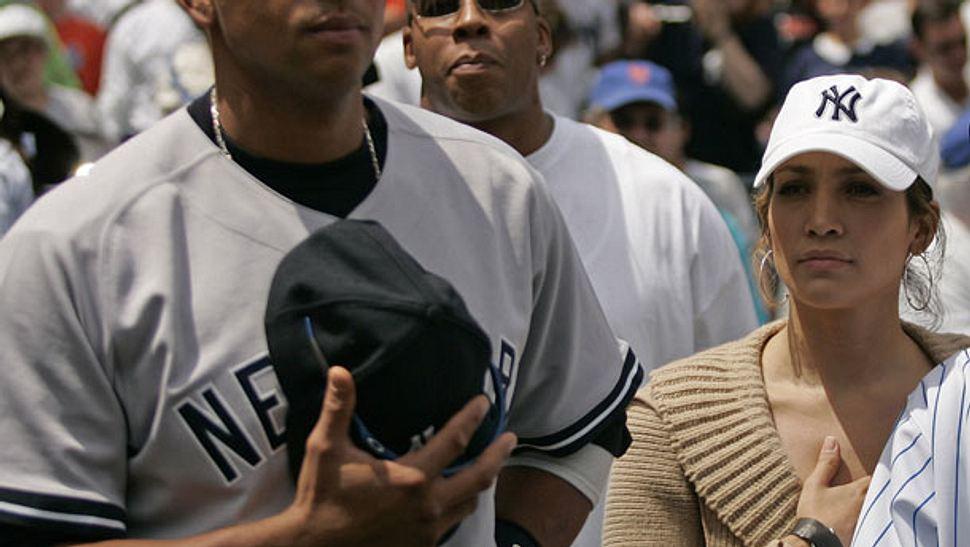 Jennifer Lopez datet Baseball-Star Alex Rodríguez - Foto: Getty Images