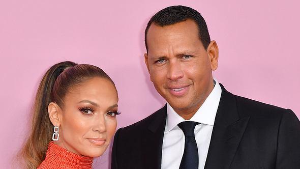 Jennifer Lopez und Alex Rodriguez - Foto: GettyImages
