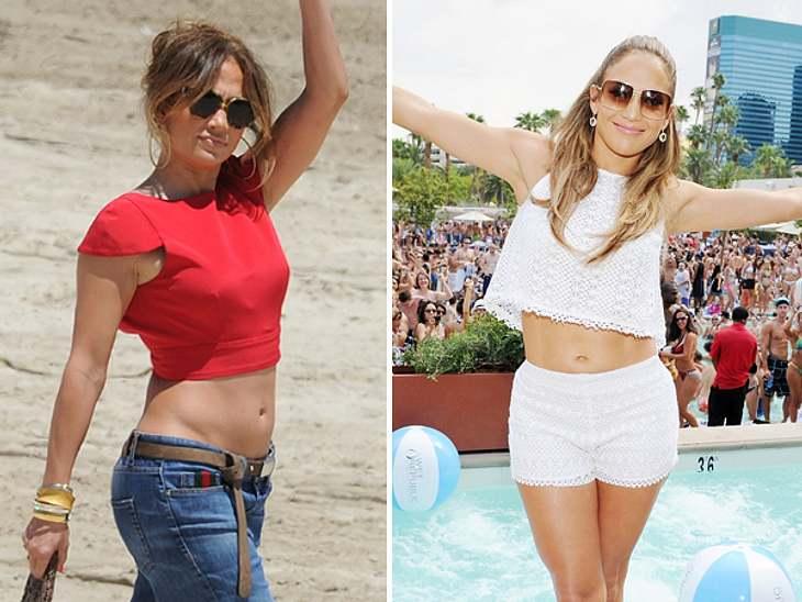 Style-Chaos: Stars, die sich zu jung oder viel zu alt kleidenJennifer Lopez hat mit ihren 43 Jahren ohne jede Frage noch eine fabelhafte Figur. Egal wie fantastisch die Figur auch sein mag, ab einem gewissen Alter - sagen wir 25 - sollte ma