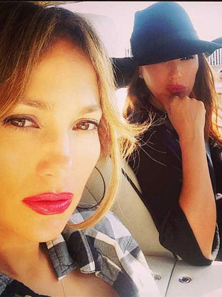 Jennifer Lopez: Ein Betrunkener rammte ihr Auto!