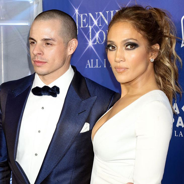 Jennifer Lopez will Casper Smart nicht heiraten