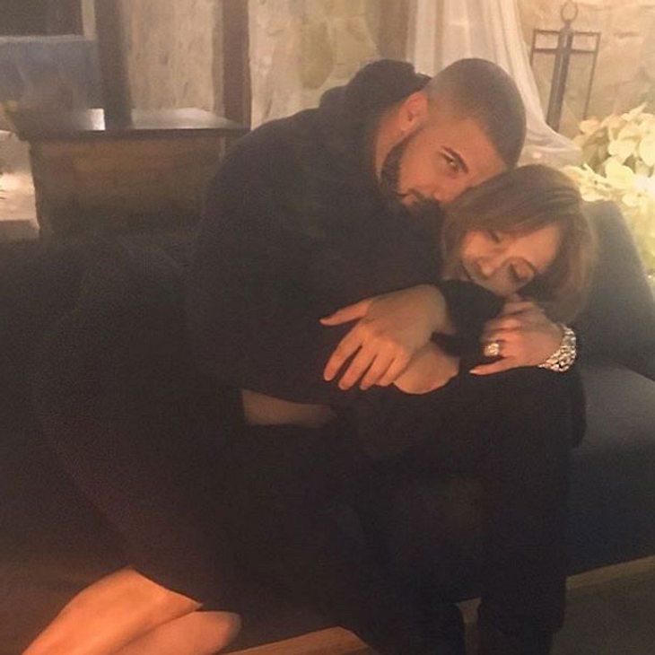 Jennifer Lopez kuschelt offiziell mit Drake