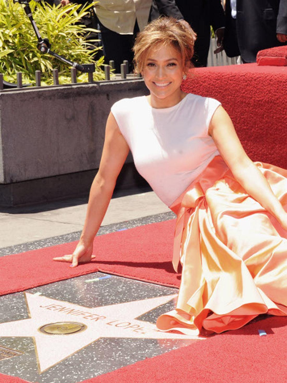 Jennifer Lopez hat endlich einen Stern.